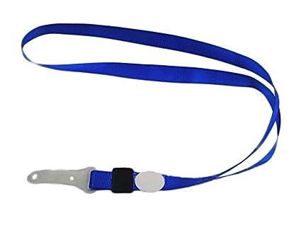Cosanter de 20PCS Azul Cordón Tarjeta de Identificación ...