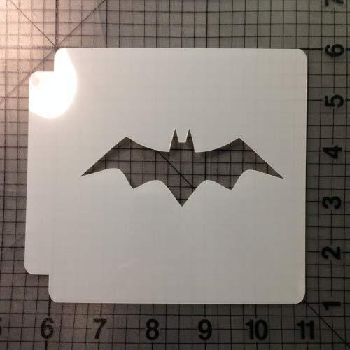 Bat Stencil 101 (4 Inches)