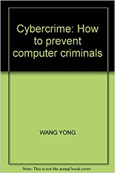 Book Cybercrime: How to prevent computer criminals