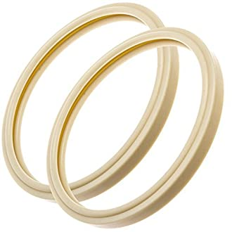 """Impresa Products 2-Pack Pentair-Compatible Light Lens Gasket - 8 3/8"""" - Equivalent to 79101600Z - Works with IntelliBrite Lights, AmeriLite Lights and SAm AmerLite Lights in Pools and Spas"""