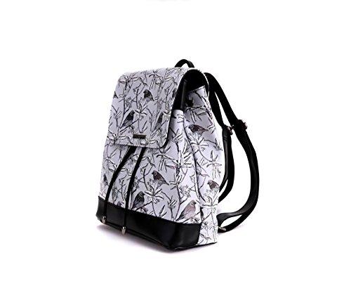 décontracté en cuir main 32 des 14 sac sac Sac dos mode à souple de multifonctionnel 34cm PU la à femmes zwwq87Z