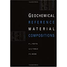 Geochemical Reference Material Compositions