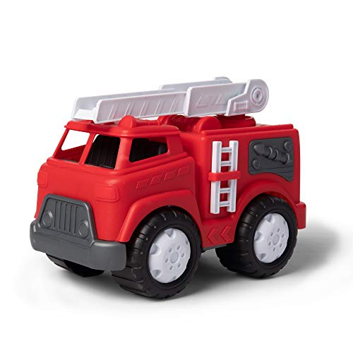 Fat Brain Toys City Vehicle - Fire Engine -