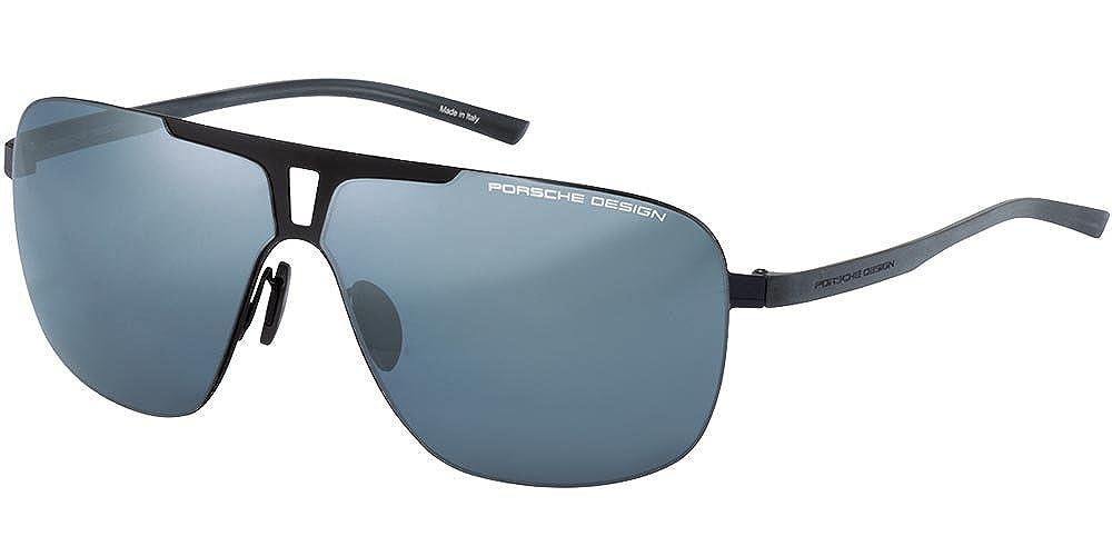 Porsche Design Sunglasses P8655 A Black 67-08 Mens