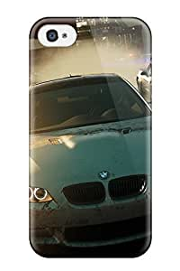 High Grade AmandaMichaelFazio Flexible Tpu Case For Iphone 4/4s - Need For Speed Most Wanted 2012