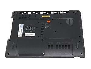 Acer 60.R9702.002 refacción para notebook - Componente para ordenador portátil (Bottom case, Acer, Aspire 5750) Negro