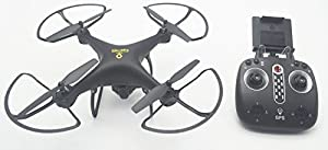 Quadcopter Drone X25GFW with 720p Camera, GPS, FPV, WIFI, Altitude Hold, Follow Me, Return Home, Long Distance by KATTOP