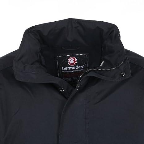 bdaf6b8c1ee5 Bermudes Veste imperméable Hecken - Navy - Homme  Amazon.fr  Vêtements et  accessoires