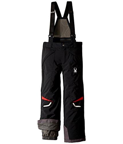 Spyder Kids Boy's Force Pants (Big Kids) Black/Red 16 by Spyder (Image #4)