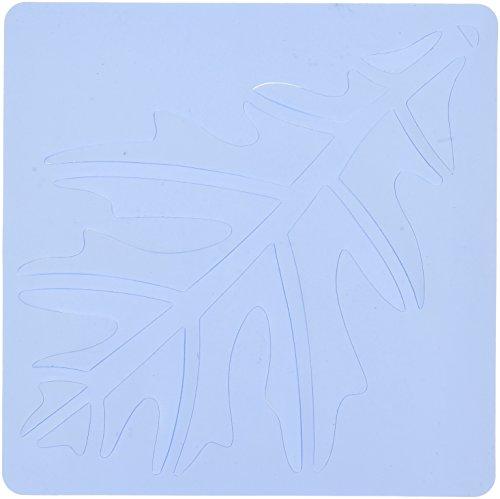 Roylco Perfect Leaf Stencils, 8