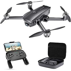 SNAPTAIN SP7100 Drone GPS avec Caméra 4K UHD, FPV 5G, Moteur Brushless, GPS Retour à la Maison, Positionnement de Flux…