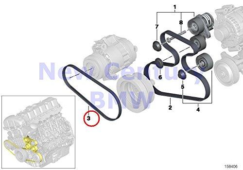 Стойки & шестерни BMW Genuine Belt