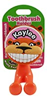 "John Hinde My Name ""Kaylee"" Toothbrush Holders"