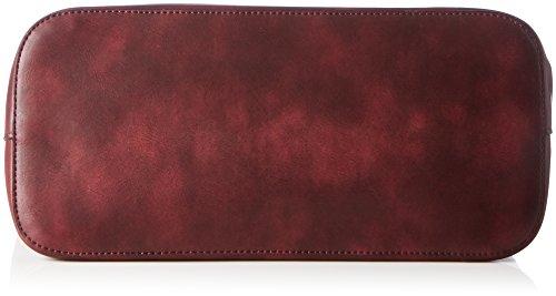 ara Cremona - cartera Mujer Rojo (Bordo)