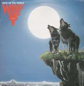 Edge Of The World LP (Vinyl Album) Belgian Mausoleum 1984