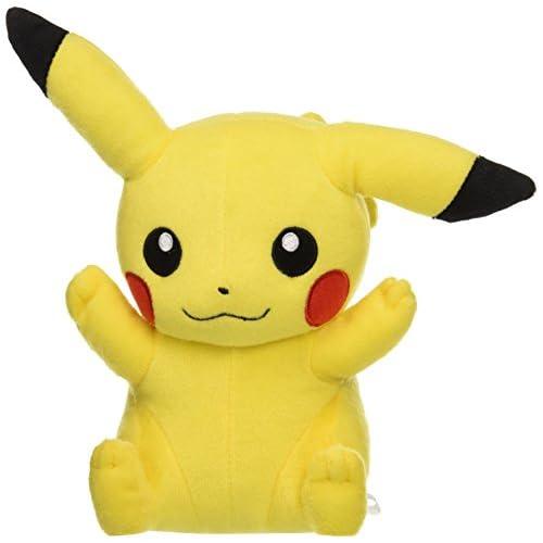 Takaratomy X et Y en peluche–25,4cm Pikachu Xyn-01