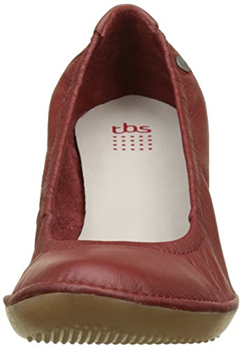 TBS Women's Frimma A7 Closed Toe Heels Red (Rubis) GLncqoqgS