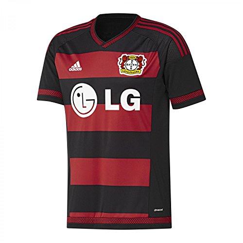 30%OFF 1ª Equipación Bayer Leverkusen 2015 2016 - Camiseta oficial adidas 3da91ca3ca2a2