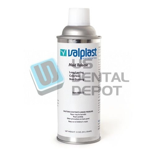 VALPLAST - Mold Release Spray Each - Mfg: 20213