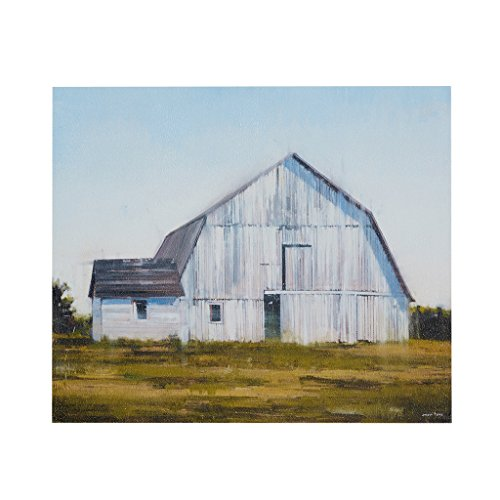 Madison Park Old White Barn Gel Coat Canvas Multi See Below