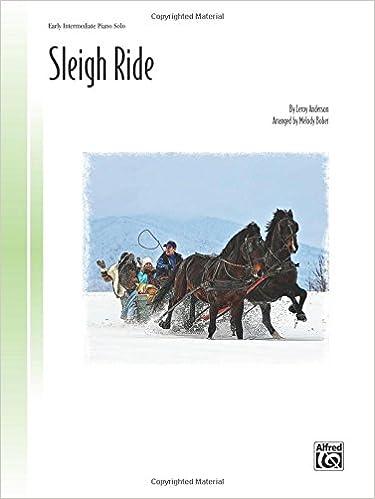 Sleigh Ride (Sheet) (Signature)