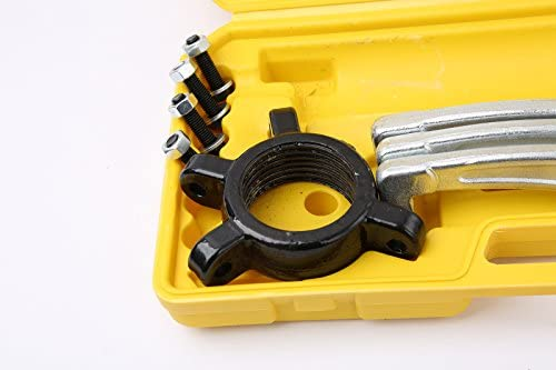 Wintools 15T Hydraulic Gear Bearing Wheel Bearing Puller 2//3 Reversible Jaws