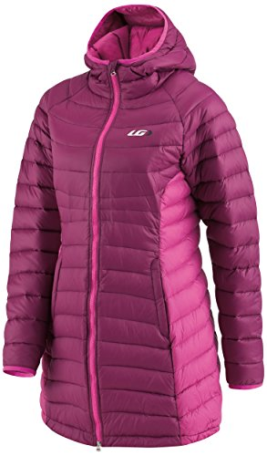 Louis Garneau Women's Activate Jacket, Magenta Purple, Medium (Womens Jacket Louis)