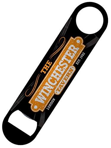 The Winchester Tavern Bar Blade Bottle Opener -