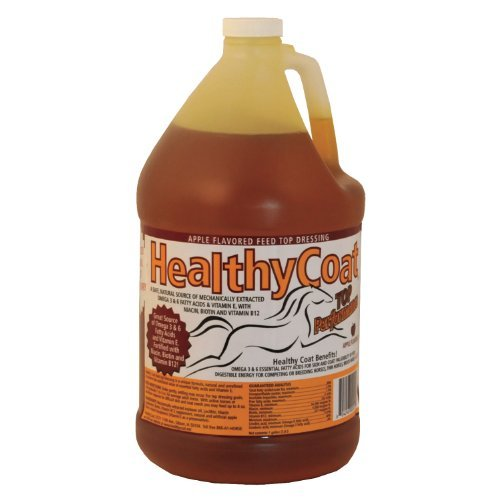 HealthyCoat 015HC-41728 Supplement Horse, 1 Gallon by HealthyCoat
