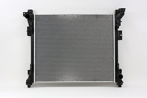 Chrysler Dodge Country Town Caravan (Radiator - Pacific Best Inc For/Fit 13062 08-16 Dodge Grand Caravan Chrysler Town & Country 3.3/3.8L PTAC)