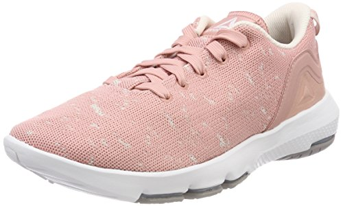 Para Mujer Reebok Pink DMX Running 000 White 0 Cloudride Powder Rosa Pale de Zapatillas Grey 3 Pink Chalk pqrU08wp