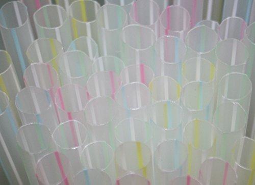 extra fat straws - 5
