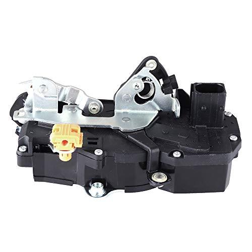 cciyu Door Lock Actuators Door Latch Front Left Fits for 2005-2009 Chevrolet Equinox 2006-2009 Pontiac Torrent 931-134