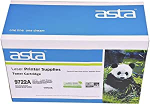 Asta Compatible Toner Cartridges For Hp - C9722a 641a, Yellow