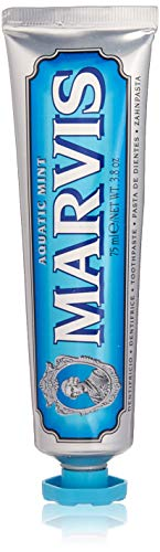 Marvis Aquatic Mint Toothpaste, 3.8 oz