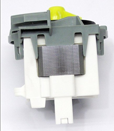 Exact Replacement Dishwasher Drain Pump for Whirlpool part number WPW10348269.Rated at 40 Watt, 120 Volts.