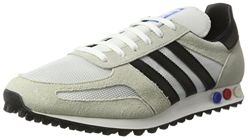 Core Zapatillas Adidas La White vintage De Clear Hombre Black Trainer Brown Og Para Running Blanco wPtrwqd