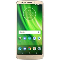 MOTOROLA PA9U0035AU Moto G6 Play 32GB, Gold