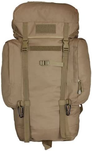 Coyote Brown Rio Grande Travel Pack 25 Liter - 21 x 12 x 6 Inches ...