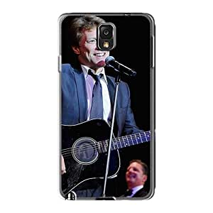 Samsung Galaxy Note3 STB12252ruho Support Personal Customs HD Bon Jovi Band Pattern Shock Absorbent Cell-phone Hard Cover -InesWeldon