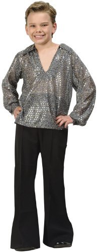 RG Costumes Boys Disco Fever Costume - Child Medium
