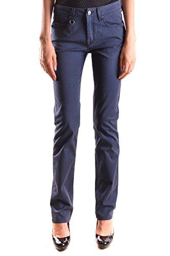 Mujer Burberry Ezbc001033 Azul Algodon Jeans 84775wrqA