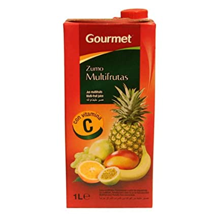 Gourmet Zumo Multifrutas - 1 l