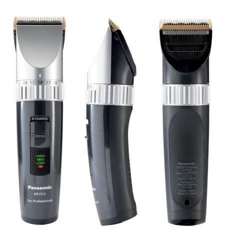 Professional Hair Clipper Panasonic ER1512 New Brand Japan by Panasonic