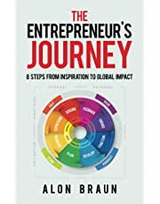 The Entrepreneur's Journey: 8 Steps from Inspiration to Global Impact