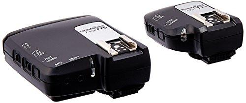 PocketWizard 801-150 Flex Transceiver TT5 Bundle with 801-140 Mini TT1 Transmitter Bundle for Canon DSLR