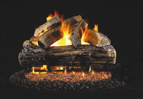 Standard Split Oak Gas Logs - 20 Inch -