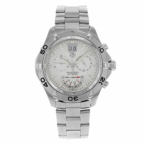 Tag Heuer Aquaracer analog-quartz mens Watch CAF101B.BA0821 (Certified Pre-owned)