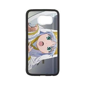 Samsung Galaxy S6 Phone case White A Certain Magical Index ZAC1236884