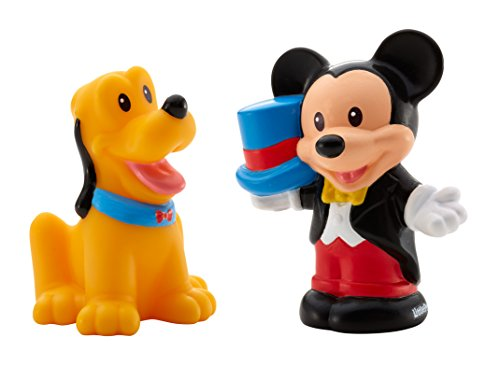 Fisher-Price Little People Magic of Disney Mickey & Pluto - Disney Stores Downtown